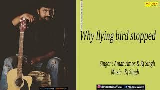 उड़ते पंछी को रोका है क्यूँ | Why Flying Bird Stopped | Aman Amos & KJ Singh, New Hindi Song 2018