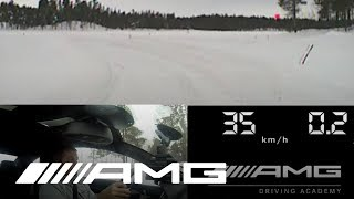 Bernd Schneider – Winter Sporting Sweden