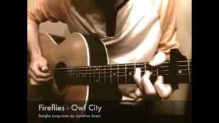 Fireflies (Owl City) - Sungha Jung Guitar Cover