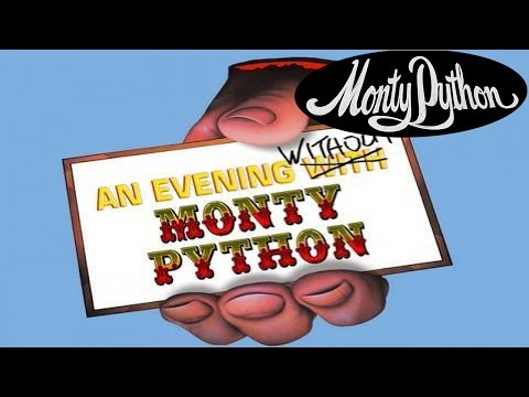 Eric Idle Talks About An Evening Without Monty Python Video