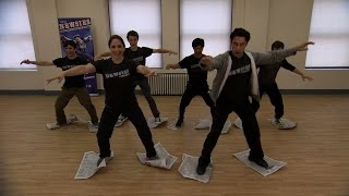 Broadway Balances America Series: NEWSIES