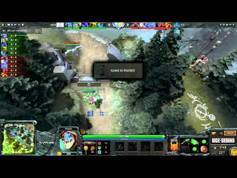 Dota Pit S3: ASUS.Polar vs Cloud9 Game 1 w/ @MautDota and @TralfDota