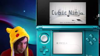 How to format Cubic Ninja for NinjHax Homebrew