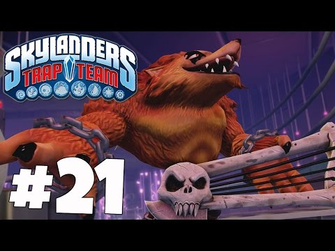 Skylanders Trap Team: Ch. 13 The Future of Skylands - Part 21 (Gameplay, Commentary)
