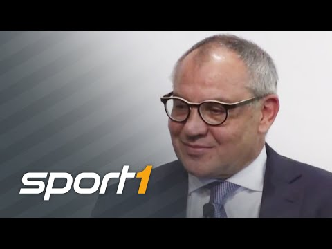 Felix Magath rechnet mit dem Abstieg des HSV | SPORT1 - Der Tag