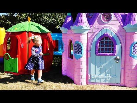 ✿ Клуб Винкс Куклы Винкс и Диана Играют в прятки Винкс про Фей для Девочек Winx Club doll Winx game