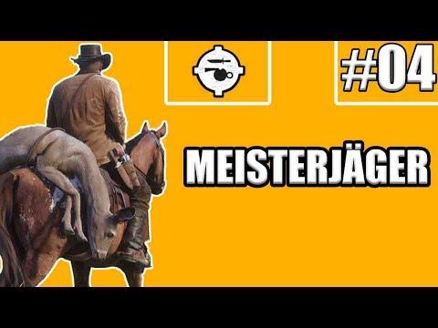 Meisterjäger Herausforderung 4 Red Dead Redemption 2 - Tiere rufen