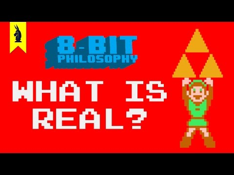 Ep. 1: What is Real? (Plato) - 8-Bit Philosophy
