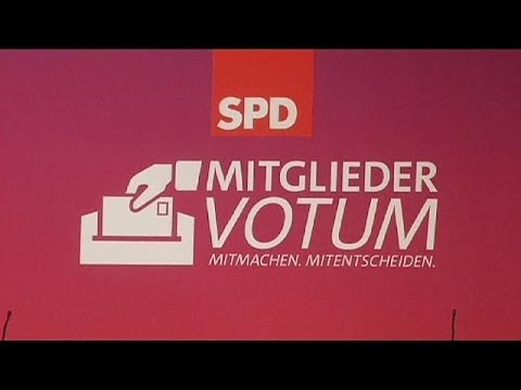 Allemagne: dernière ligne droite avant un accord de coalition