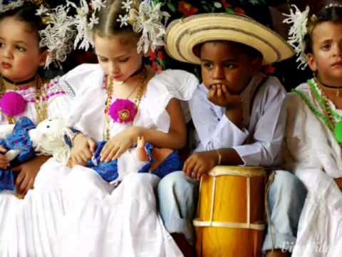 Baile tipico de panama