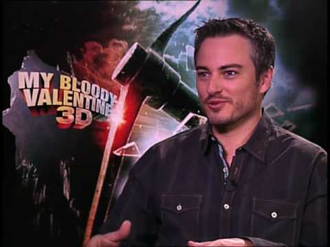 Kerr Smith interview for My Bloody Valentine 3D