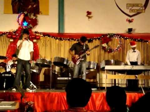 Form 5 PCC band - Around My Christmas Tree (Laughing children)