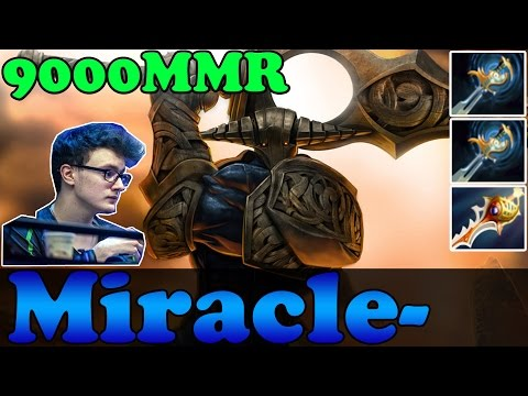 Miracle- DESTROYING in SEA PUBS - Dota 2
