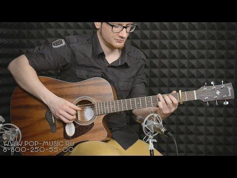 Электроакустическая гитара IBANEZ AW54CE
