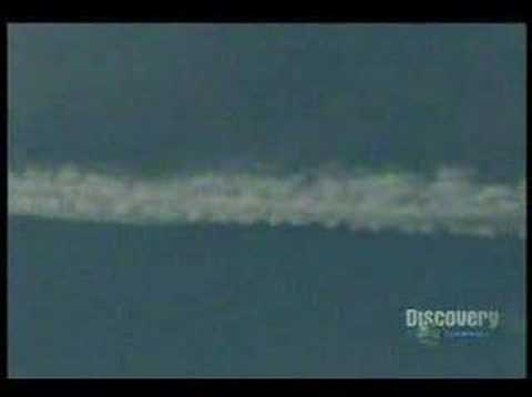 Chem-trails on the Discovery Channel part 1 of 3