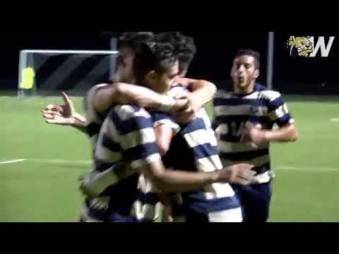 2015 Wingate Men's Soccer - Highlights - #9 Limestone