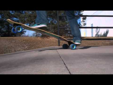 Longboarding - 10 degree Tricks (MN) Dirty