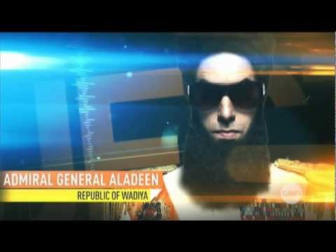 The Dictator Interview On The Project (2012) - Sacha Baron Cohen