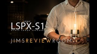 If Elon Musk had a Bluetooth Speaker - It would be the SONY LSPX-S1 : REVIEW
