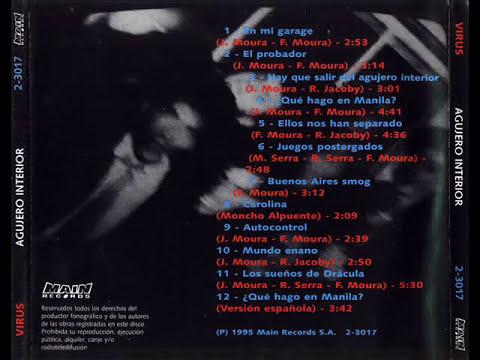 Virus - Agujero Interior [Album Completo]