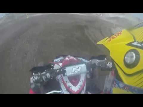 YFZ 450R BATTERY BLOWS UP!