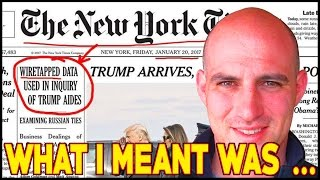 NYT Jew Matthew Rosenberg Blames Infowars For The Memo