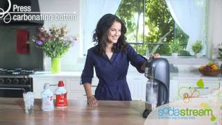 How to use Your SodaStream Dynamo Soda Maker