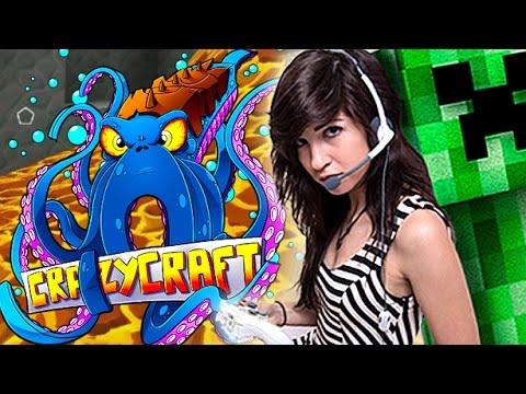 Minecraft with Sabrina - VOIDS WRATH CRAZY CRAFT 2.2 MOD PACK