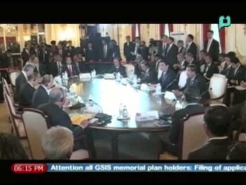 PNoy, isinulong sa ASEAN-Japan Summit ang pagkakaroon ng hakbang vs climate change