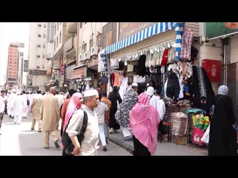 Makkah & Madinah 2013 video