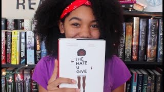 The Hate U Give by Angie Thomas / Book Review