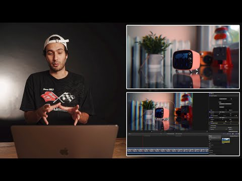 "How I turn a boring shot into ""EPIC B ROLL"" 