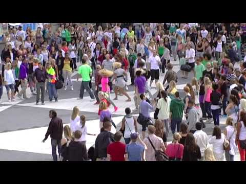 [official] Michael Jackson Dance Tribute - Stockholm video
