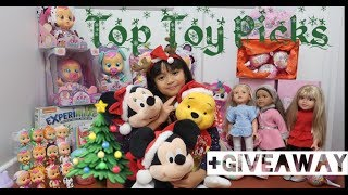 A 7 Year Old's Awesome 7 Top Toy Picks for Christmas