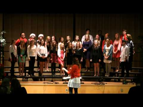 Beacon Middle School Winter Concert 2013