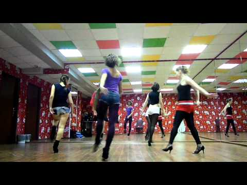 Strip-latina - Russian Roulette By Rihanna, Choreo By Jane Kornienko video