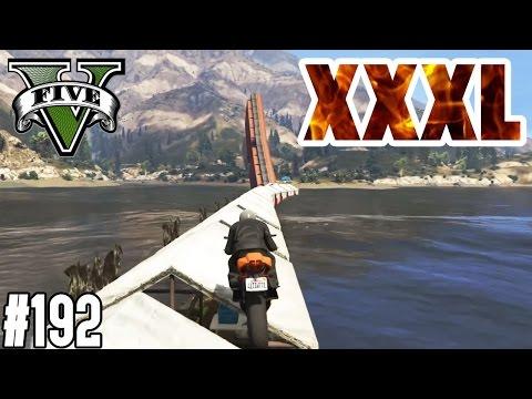 XXXL FOLGE - LEVEL ASIAN PARCOUR MIT TEAMWORK ! (+DOWNLOAD) | GTA V - CUSTOM MAP RENNEN