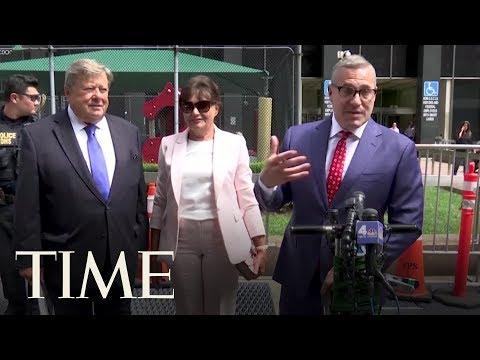Melania Trump's Parents Were Sworn In As U.S. Citizens | TIME