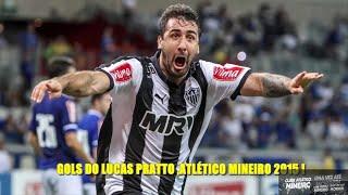 22 Gols Lucas Pratto, Atlético mineiro 2015 !
