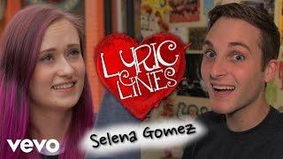 Selena Gomez Lyrics Pick Up Girls? #VEVOLyricLines (Ep. 21)