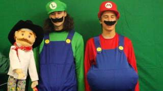 Mario and Luigi Search for the Princess