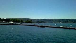 Download Boeing 737 factory view from Coulon Beach Park [HTC HD2] 3Gp Mp4
