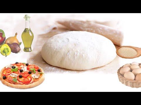 Pizza xamiri / тесто для пиццы