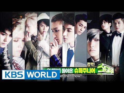 Entertainment Weekly   연예가중계 - Super Junior, Taecyeon, Daniel Henney, Sin Segyeong (2014.09.13) video