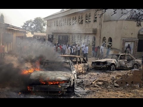 Boko Haram Kills 49 In Nigeria Suicide Bombings