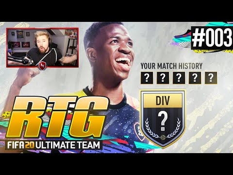 NEW FITNESS GLITCH & RIVALS PLACEMENTS! - #FIFA20 Road to Glory! #03 Ultimate Team