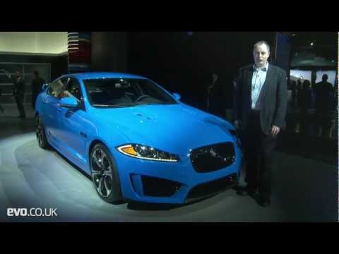 Jaguar XFR-S at the LA motor show – evo magazine