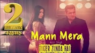 download lagu Mann Mera - Full Song  Tiger Zinda Hai gratis