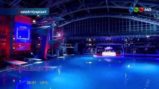 Celebrity Splash - Programa 1 / Salto Federico Amador