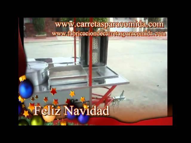 ADOBADA, ASADA, SUADERO Y CABEZA CARRITO DE COMIDA 01 800 2277382
